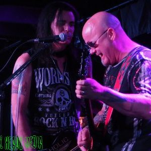 Warrant and Jack Russell's Great White live in Medina, Minnesota, USA Concert Review