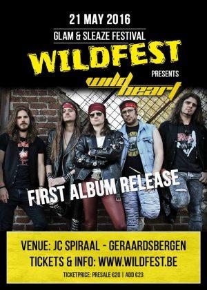 Wildfest poster