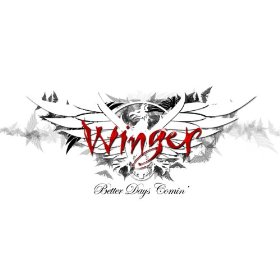 Winger CD cover