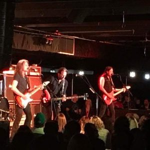 Winger and FireHouse live in Medina, Minnesota, USA Concert Review