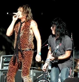 Alex Grossi and Kevin DuBrow