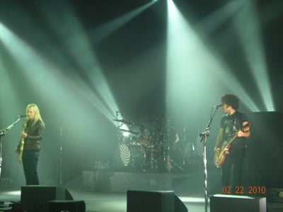 Alice In Chains live in St Louis 2010