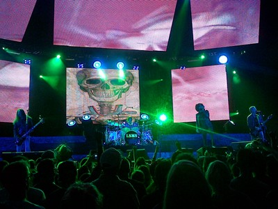 Alice In Chains live in Toronto, Ontario