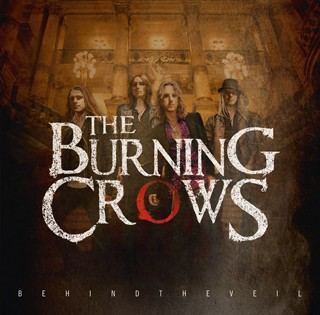 The Burning Crows - Behind The Veil