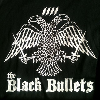 The Black Bullets - The Black Bullets EP