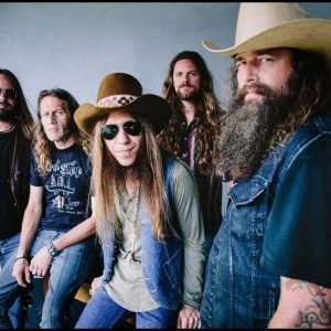 "Blackberry Smoke release song ""Waiting For The Thunder"" for streaming"