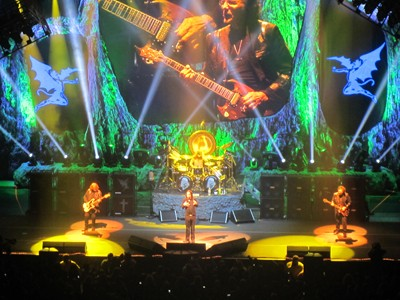 Black Sabbath live in Toronto