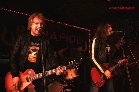 Bonafide Live In Germany 2011