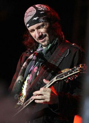 Bruce Kulick Grand Funk Railroad Interview