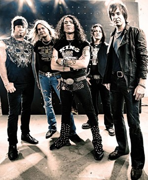 Carlos Cavazo of Ratt Sleaze Roxx Interview