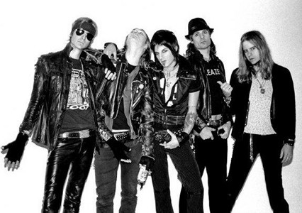 Chad Cherry of The Last Vegas Sleaze Roxx Interview