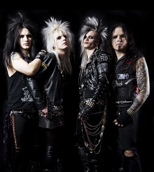 Crashdiet Sleaze Roxx Interview