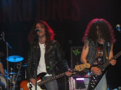 Danko Jones and Diemonds live in Toronto, Ontario