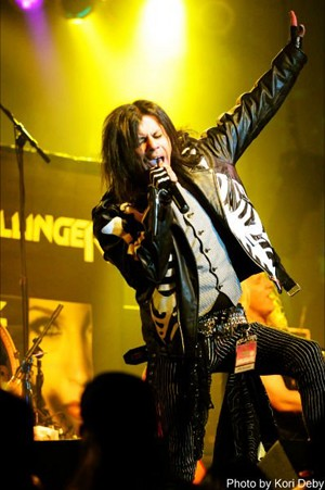 David Williams of Killinger Sleaze Roxx Interview