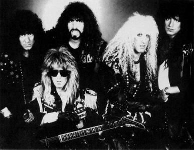Dee Snider and Twisted Sister