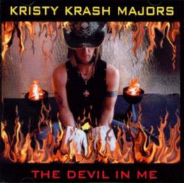 Kristy Krash Majors - The Devil In Me