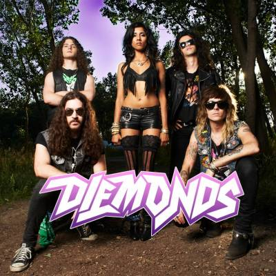 Diemonds Sleaze Roxx Interview