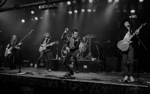 The Dirty Pearls Sleaze Roxx Interview