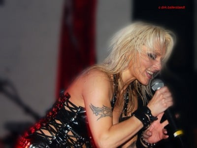 Doro Pesch Sleaze Roxx Interview