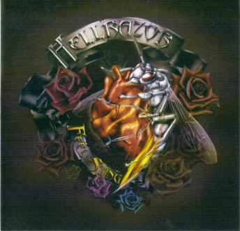 Hellrazor - Feel The Sting