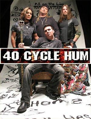 Francis Ruiz and 40 Cycle Hum