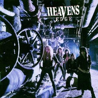 Heavens Edge Reissue Debut Album With Bonus Tracks