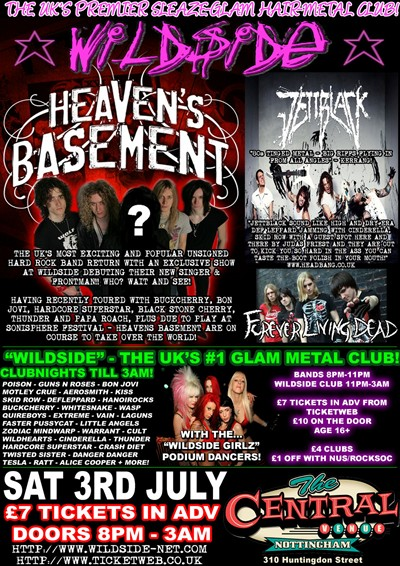 Heaven's Basement at Wildside