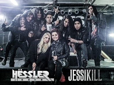 Hessler Sleaze Roxx Interview