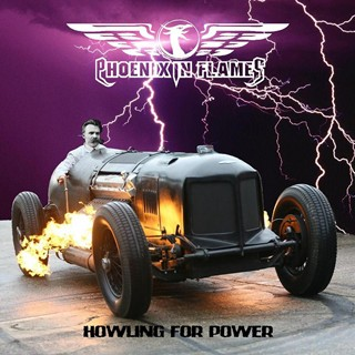 Phoenix In Flames - Howling For Power