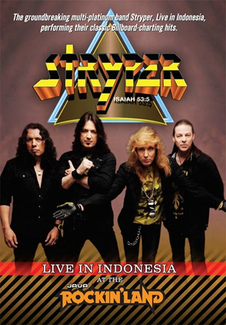 Stryper - Live In Indonesia