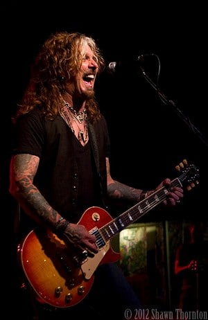 John Corabi Sleaze Roxx Interview