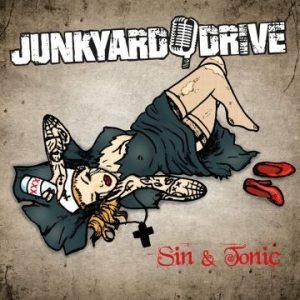 "Junkyard Drive release video for song ""B.A.D"""