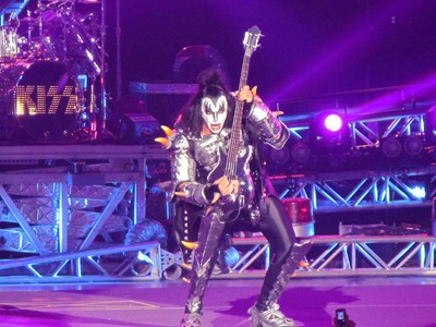KISS live in Toronto