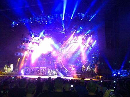 KISS and Motley Crue in Toronto