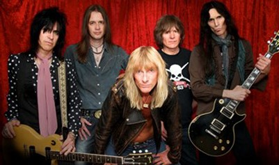 Steve Whiteman of Kix Sleaze Roxx Interview