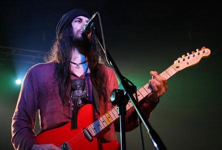 Richie Kotzen live in Warsaw 2009