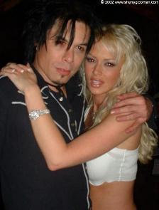 Joe LeSte and Jenna Jameson