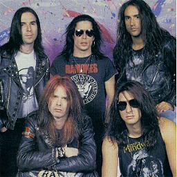 Joe LeSte and Bang Tango