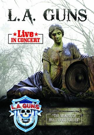 L.A. Guns - Live In Concert
