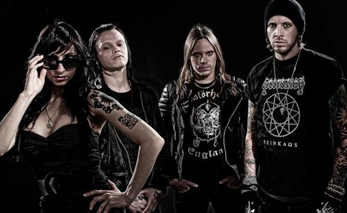 Liv Sin of Sister Sin - Sleaze Roxx Interview