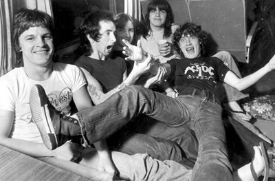 Mark Evans of AC/DC Sleaze Roxx Interview