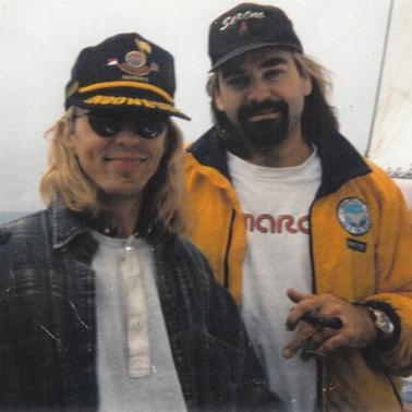 Mark Mason and Tommy Shaw