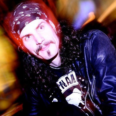Mattis Karlsson of Dynamite Sleaze Roxx Interview