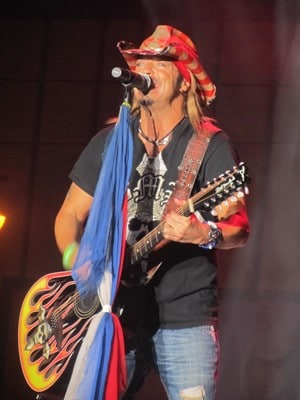 Bret Michaels in Las Vegas