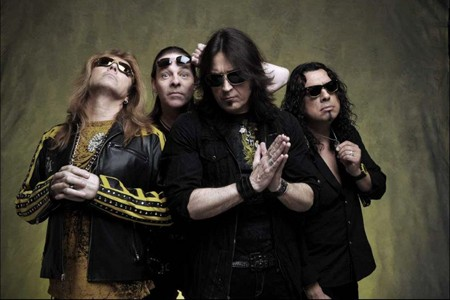 Michael Sweet Sleaze Roxx Interview