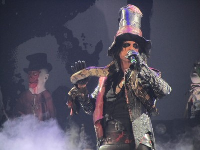 Alice Cooper in Grand Rapids