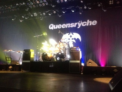 Queensryche live in Rama