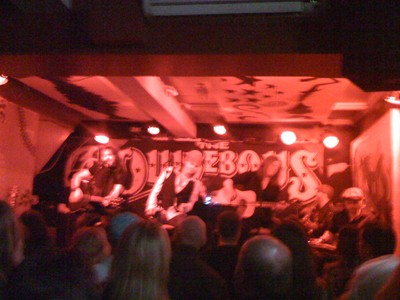 The Quireboys live in Swindon 2010