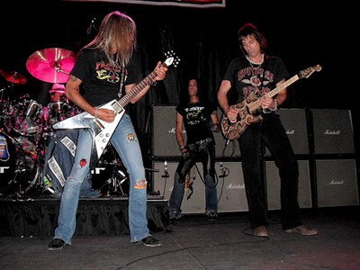 Ratt live in Baltimore 2010