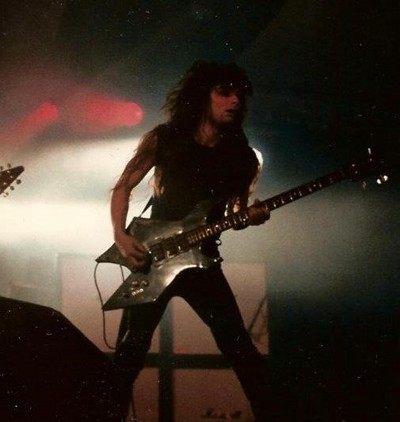 Shock live in Ottawa 1987